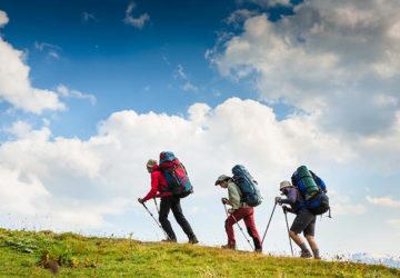 Trekking sulle Alpi Lombarde