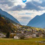 Poschiavo in Svizzera