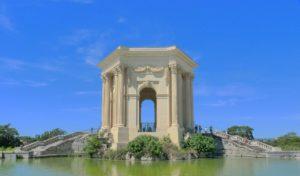 Peyrou Castello dell'acqua