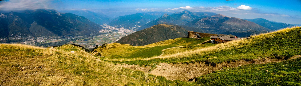 Panorama Monte Tamaro