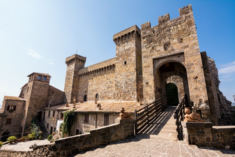Rocca Monaldeschi di Cervara