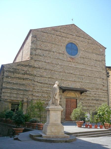 Basilica di San Francesco ad Arezzo